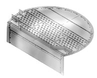 Sieve or Perforated Trays