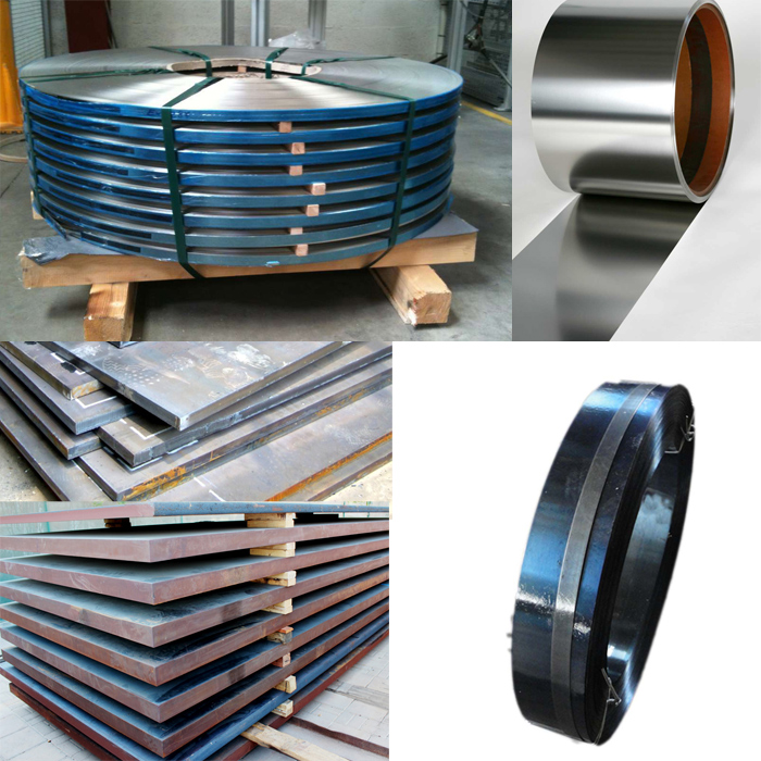 Alloy Steel Coil, Sheet, Plate & Strips