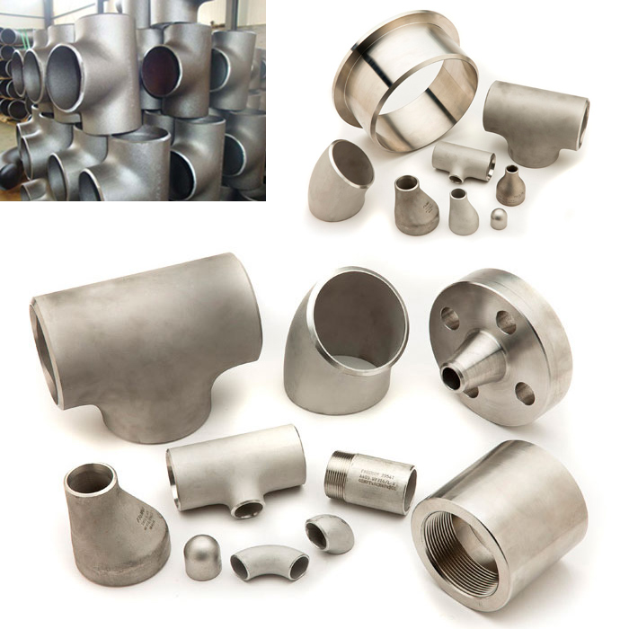 Alloy Buttweld (B/W) Fittings